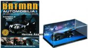 DC Batman Automobilia Collection #16 Batman And Robin Movie Batmobile Eaglemoss